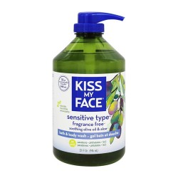 Kiss my face bath and body wash - 32 oz