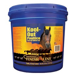 Finish Line kool out clay poultice - 23 pound, 1 ea