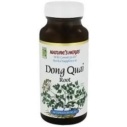 Natures Herbs Dong quai root capsules - 100 ea
