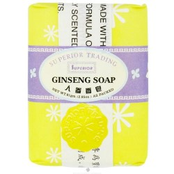 Superior trading company - ginseng soap - 2.oz