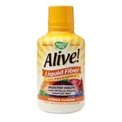 Natures way fiber alive liquid citrus - 16 oz