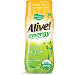 Natures Way Alive Energy Water Enhancer, Tropical Fusion - 2.13 oz