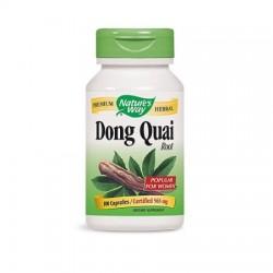 Nature's way dong quai root capsules - 50 ea