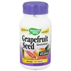 Natures way, Grapefruit, 250 mg  - 60 Veg Capsules