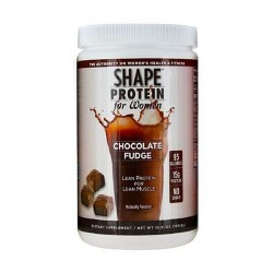 Shape protein for women, chocolate fudge powder - 10.91 oz