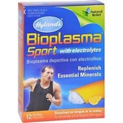 Bioplasma sport with electrolytes packets - 12 ea