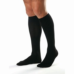 Jobst Men's  30-40 mmhg Open Toe Knee High Support Sock Medium - 1 ea