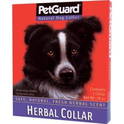 Pet guard herbal collar for dogs - 0.78 oz