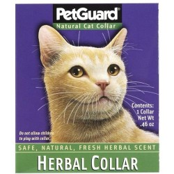 Pet guard herbal collar for cats - 0.46 oz