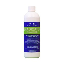 Bed bug eradicator dust mite concentrate - 16 oz