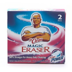 Mr Clean Extra Power Dirt and Grime Magic Eraser Pads - 2 Each