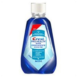 Crest Pro-Health Rinse Refreshing Clean Mouthwash, Mint Flavor - 36 ml