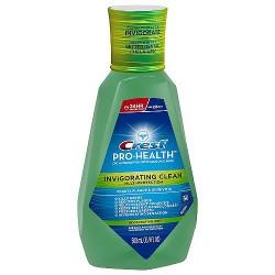 Crest Pro-Health Invigorating Clean Multi-Protection Rinse - 500 ml