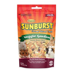 Higgins Premium Pet Foods sunburst gourmet treats veggie garden - 5oz, 6 ea