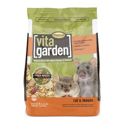 Higgins Premium Pet Foods vita garden natural blend for rat/mouse - 2.5lb, 6 ea