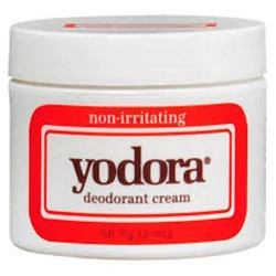 Yodora deodorant cream jar - 2 oz