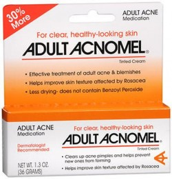 Adult acnomel acne medication for clear healthy skin - 1.3 oz