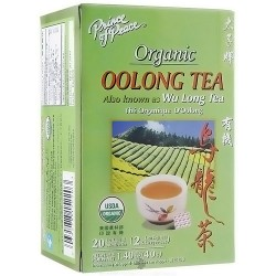 Prince of Peace Organic Oolong Tea - 20 bags