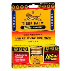Tiger Balm Ultra Strength - 0.63 oz