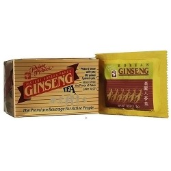 Prince of Peace Instant Korean Panax Ginseng Tea - 10 bags