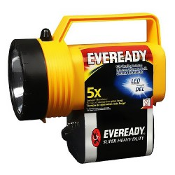 Eveready led floating lantern flashlight, 5X - 1 ea