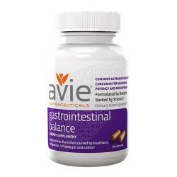 Avie nutraceuticals gastrointestinal balance capsules, for heartburn  -  60 ea