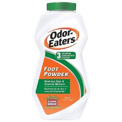 Odor-Eaters deodorant foot powder - 6 oz