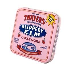 Thayers Slipper Elm Original Lozenges - 42 Ea, 10 pack