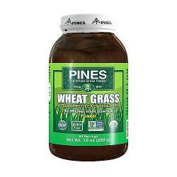 Pines Wheat Grass Powder 100% Pure, Original Green Super Food - 10 oz