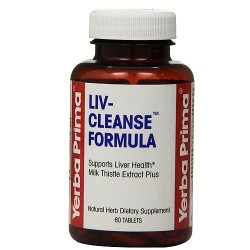 Yerba Prima bilberry extra strength 160 mg capsules - 50 ea