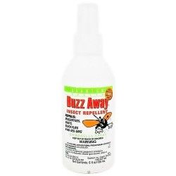 Buzz Away insect repellent Spray - 6 oz