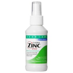Quantum Research Therazinc Spray With Echinacea And Elderberry - 4 Oz
