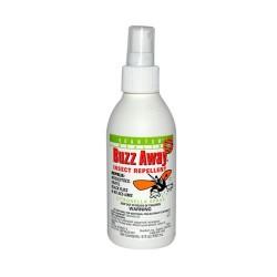 Quantum buzz away citronella insect repellent spray - 2 oz