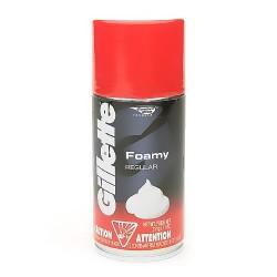 Gillette foamy shaving cream regular - 11 Oz