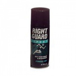 Right Guard Sport Antiperspirant and Deodorant Aerosol, Powder Dry - 6 Oz
