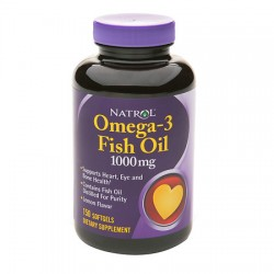 Natrol omega3 fish oil 1000 mg softgels - 150 ea