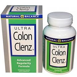 Ultra colon clenz - 60 ea