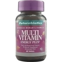 Futurebiotics multi vitamin energy plus tablets - 60 ea