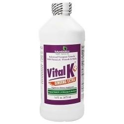 Futurebiotics Vital K plus ginsengs extra - 16 oz