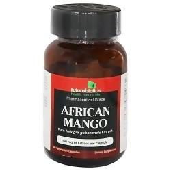 Futurebiotics African Mango pharmaceutical grade 150 mg capsules - 60 ea