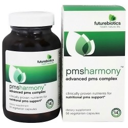 Futurebiotics PMS Harmony advanced pms complex capsules - 56 ea