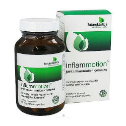 Futurebiotics InflamMotion joint inflammation complex vegetarian capsules - 60 ea