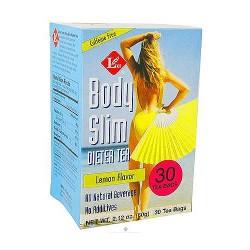 Uncle Lees Tea Body Slim Dieter Tea, Lemon Flavor - 30 Tea Bags