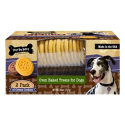 Three Dog Bakery classic cremes variety pack - 26 oz., 4 ea