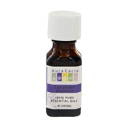 Aura Cacia lavender harvest pure essential oils, 0.5 oz