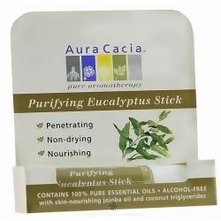 Aura Cacia, Purifying Eucalyptus Roll On Stick - 0.29 oz