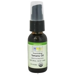 Aura Cacia Organic Skin Care Tamanu Organic Oil Bottle - 1 oz