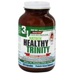 Natren - healthy trinity dairy free -  60 capsules