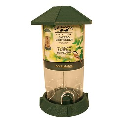 North States Industries village collection gazebo bird feeder - 2.25 lb cap, 4 ea