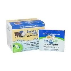 Ark naturals breath less fizzy plaque zapper for pets - 1.5 oz